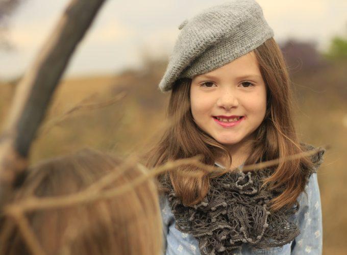 Baret nebo pletená čepice