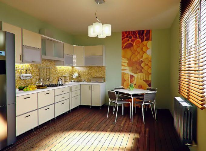 Černá nebo bílá kuchyň? To je oč tu běží