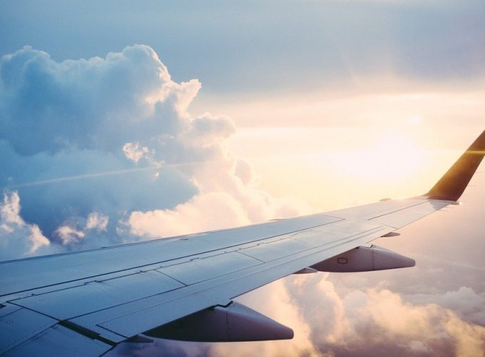 Cestujeme letadlem v době koronavirové