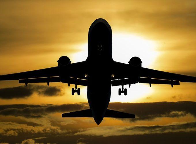 letecké spojení