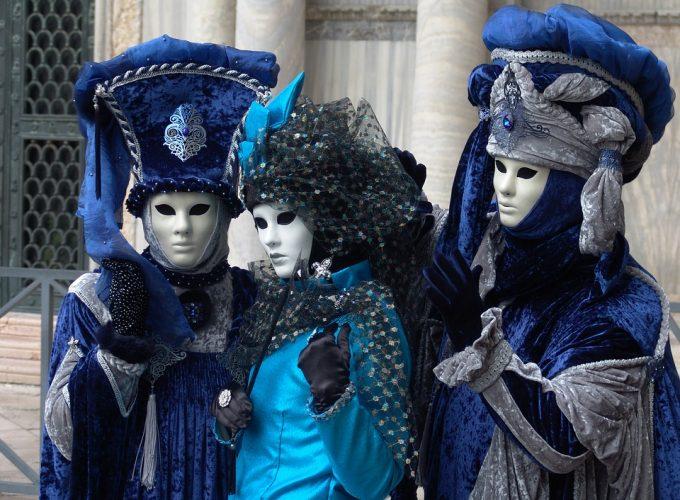 To nejzajímavější o karnevalu v Benátkách