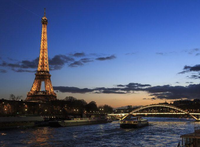 Místa v Paříži