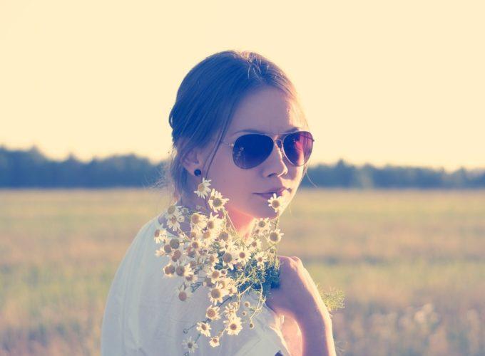 Květinový vzor