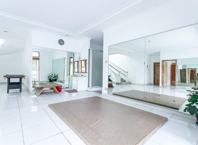 Uklízíme jednotlivé místnosti v domácnosti alergika